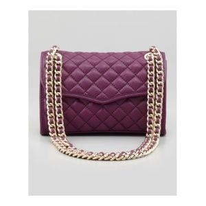 Rebecca Minkoff Quilted Mini Affair Crossbody Bag